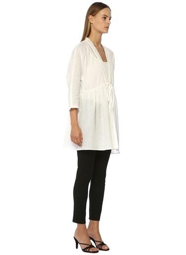 Beymen Collection Bluz Beyaz